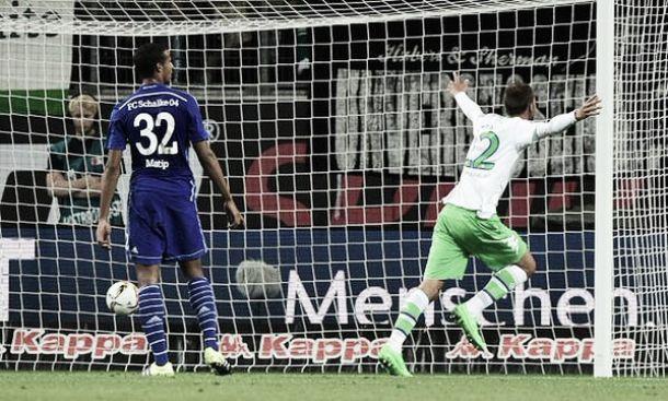 Senza De Bruyne e Perisic il Wolfsburg incanta lo stesso: 3-0 sullo Schalke