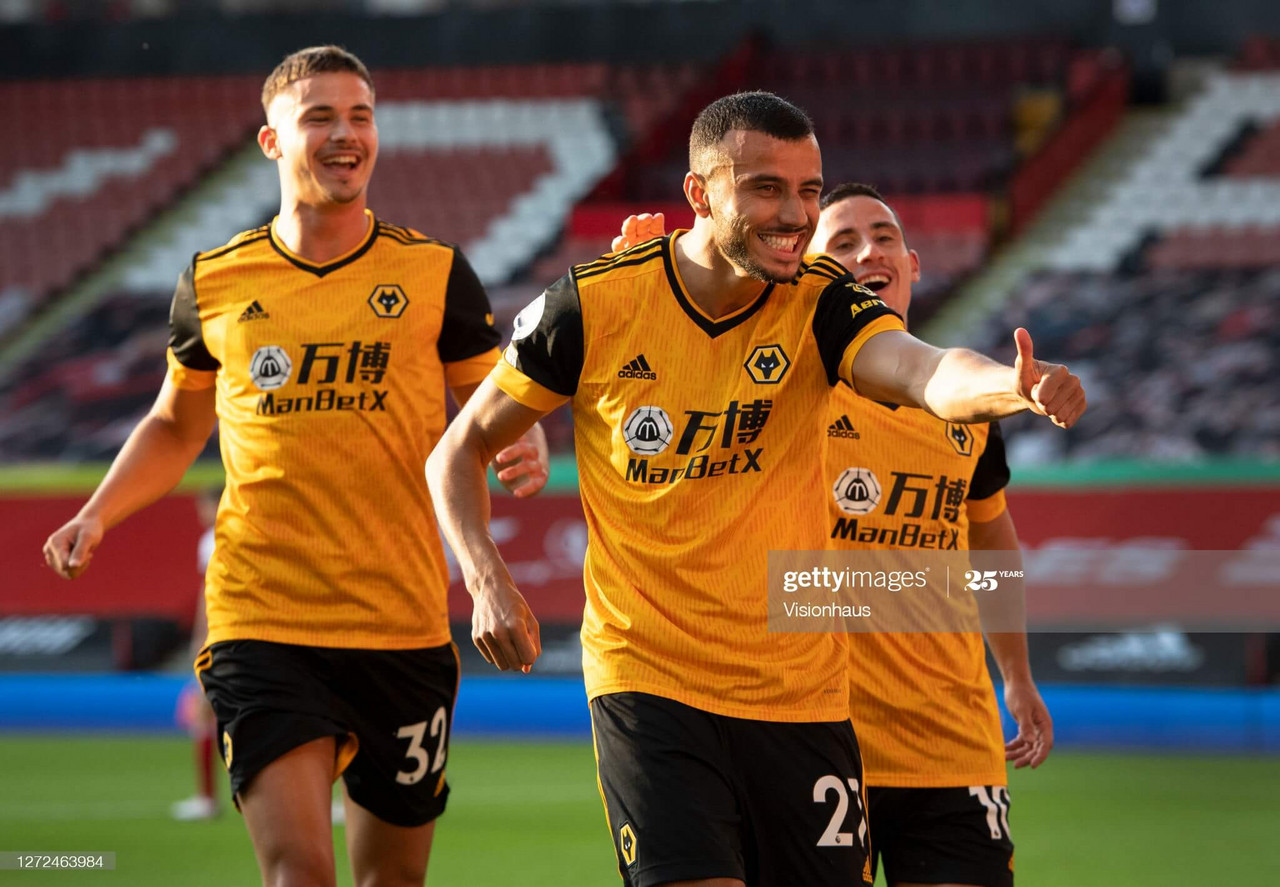 Sheffield United 0-2 Wolverhampton Wanderers: Early strikes guide Wolves to comfortable victory at Bramall Lane