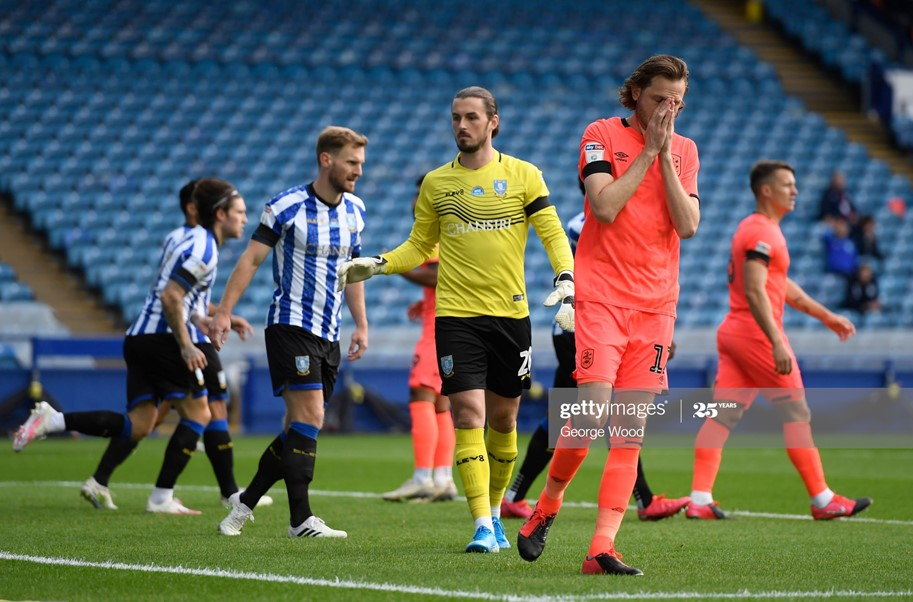 Dreary derby highlights deficiencies of Sheffield Wednesday and Huddersfield