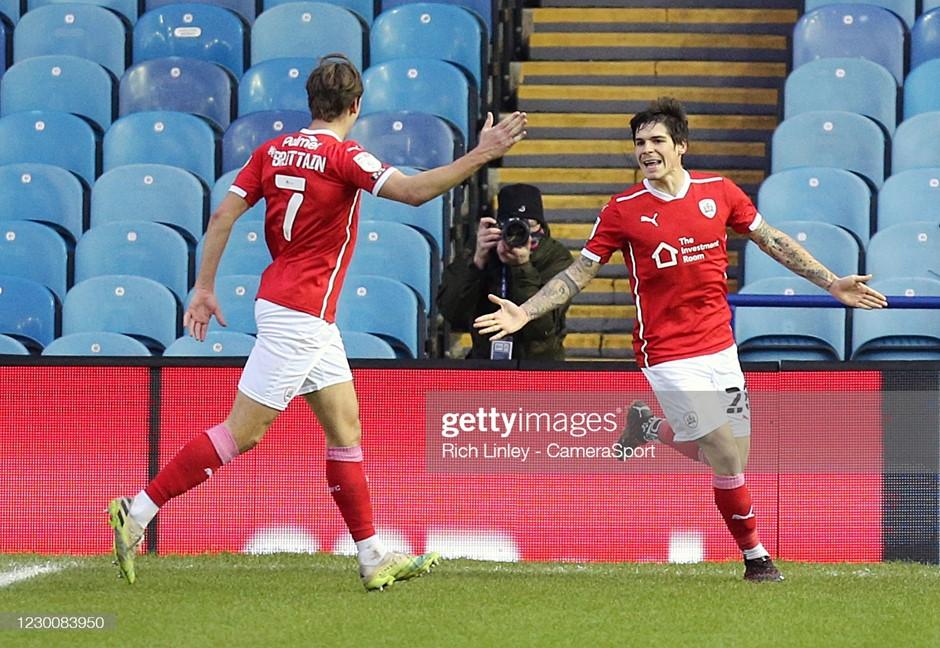Sheffield Wednesday 1-2 Barnsley: Reds banish derby hoodoo