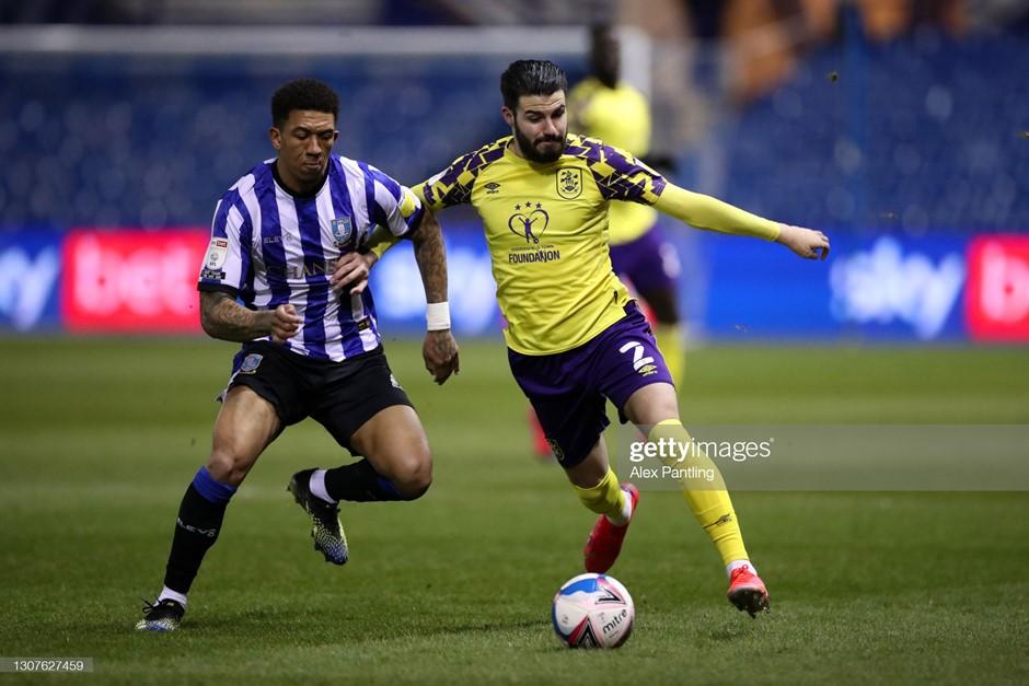 Sheffield Wednesday 1-1 Huddersfield Town: Own goal edges Owls towards drop