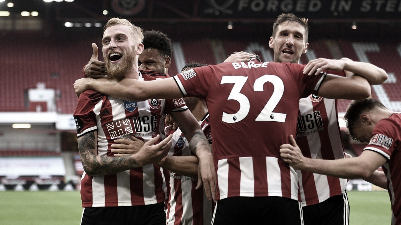 El Sheffield United se reivindica ante un Tottenham que se aleja de la Champions