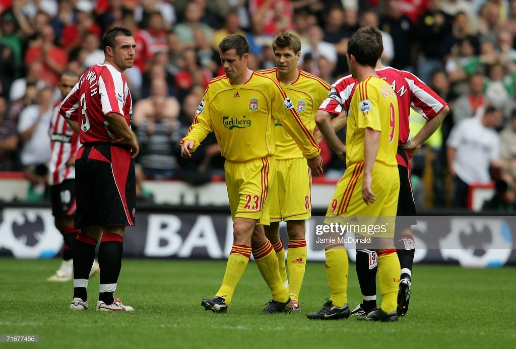 Liverpool vs Sheffield United: Famous Premier League encounters