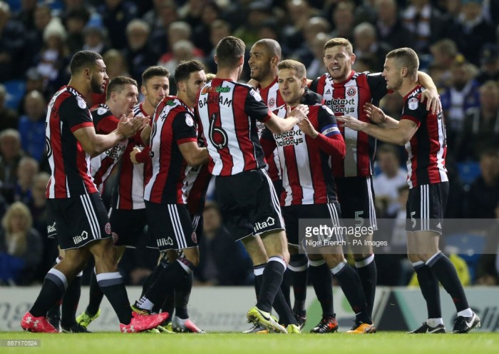 Championship matchday fourteen round-up: Sheffield United go top as Wolves slip up