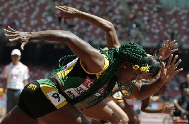 Atletica, Beijing 2015 Mondiali: oro Fraser nei 100, cade ancora Lavillenie nell'Asta