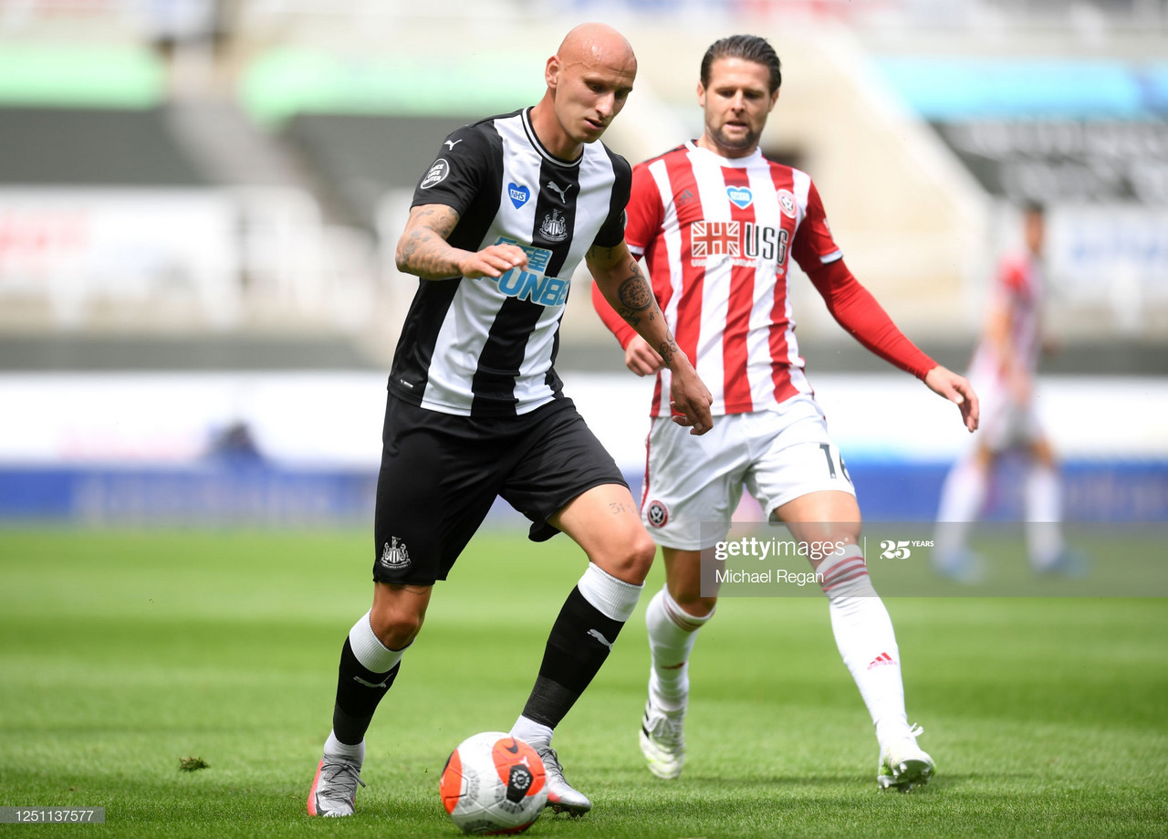 The unsung hero of Newcastle's victory over Sheffield United