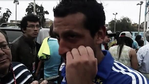 """Renzo Sheput: """"Vamos a Trujillo a ganar, no a hacer tiempo"""""""