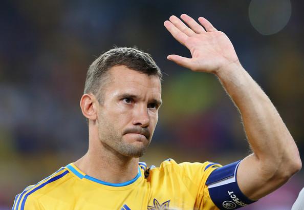 Shevchenko anuncia su retirada de la selección ucraniana tras la eliminación