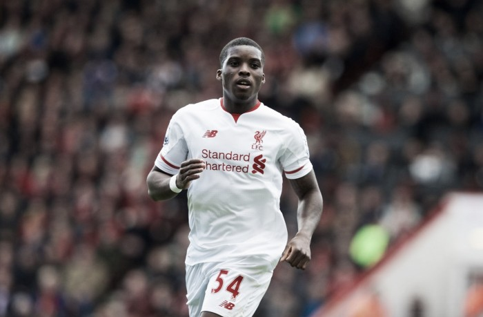 Liverpool's Sheyi Ojo likely to be out for around a month with minor back fracture
