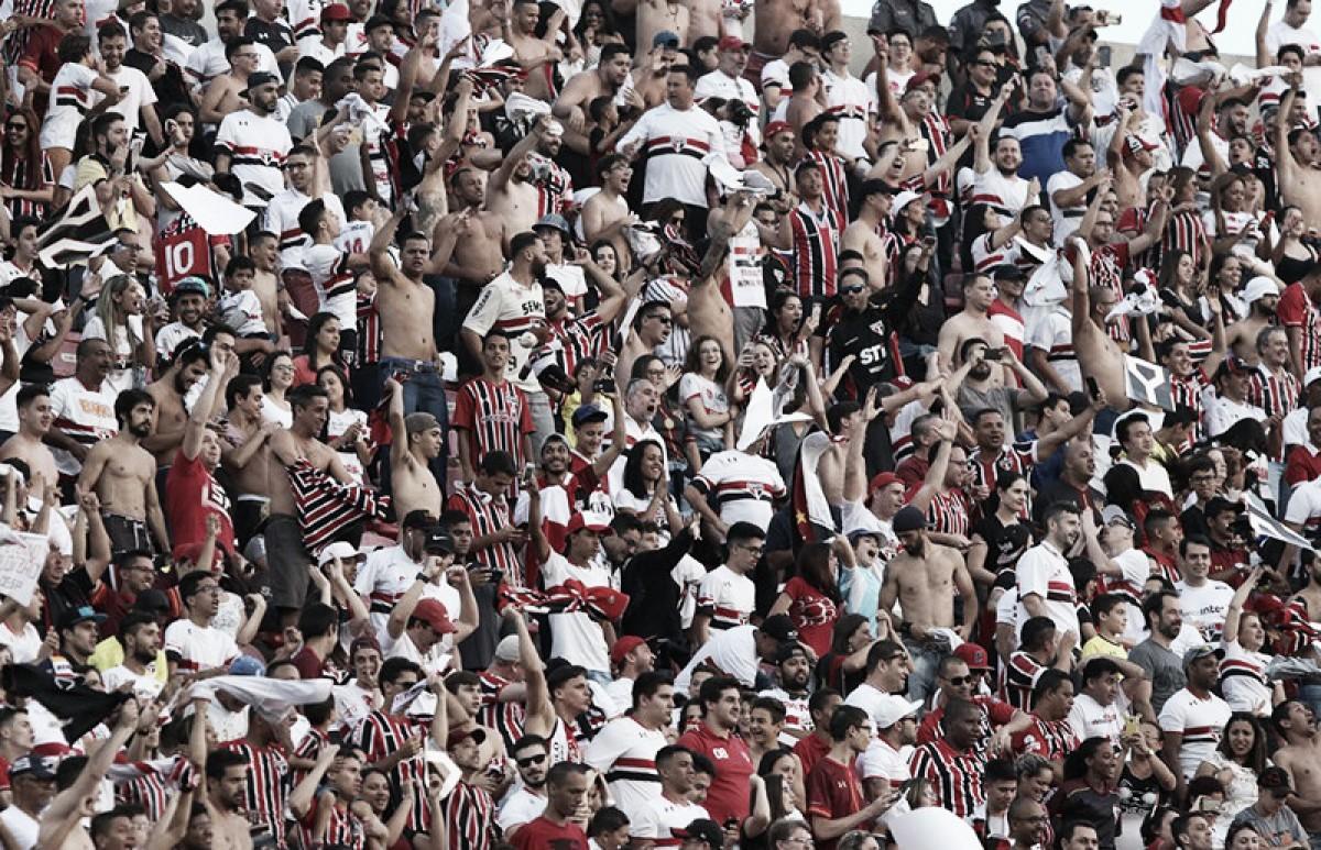 São Paulo divulga informações sobre ingresso para estreia no Brasileirão contra Paraná