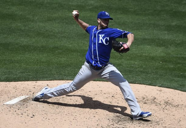 Report: James Shields Looking for Cole Hamels-Like Contract