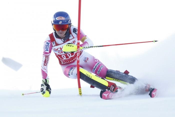 Sci:slalom Killington, in testa Shiffrin