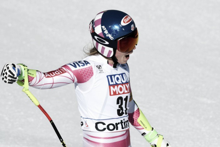 Sci Alpino - Stoccolma, City Event: Shiffrin e Strasser vincono lo slalom