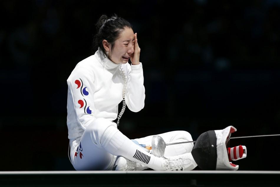 Shin a Lam no quiere la medalla de consolación