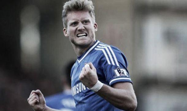Oficial: Schürrle troca londrinos do Chelsea pelos «lobos» de Wolfsburg