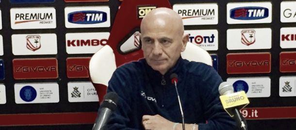"""Carpi, Sannino: """"Speriamo di muovere la classifica, l'Atalanta è in salute"""""""