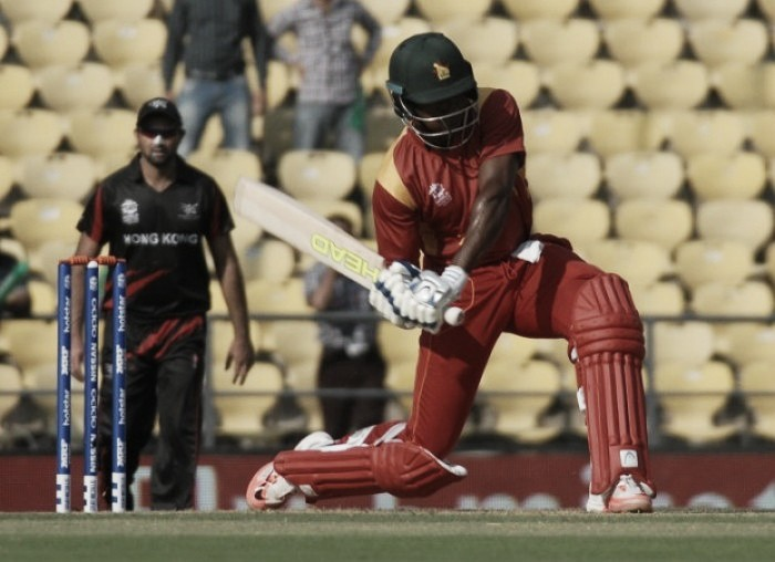 World T20: Top three performers as Zimbabwe beat Hong Kong
