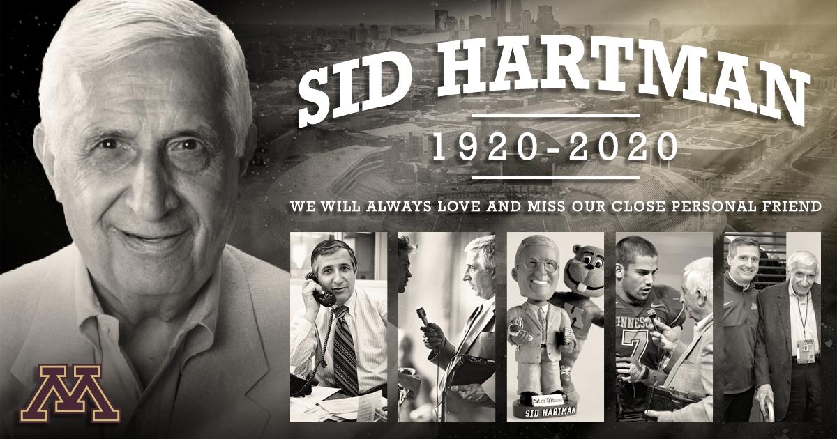 Histórico comunicador de Minnesota, jornalista Sid Hartman morre aos 100 anos