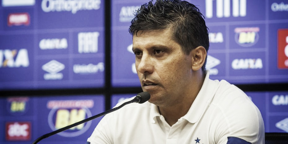 "Após empate, Sidnei Lobo destaca desempenho do Cruzeiro: ""Poderíamos ter vencido"""