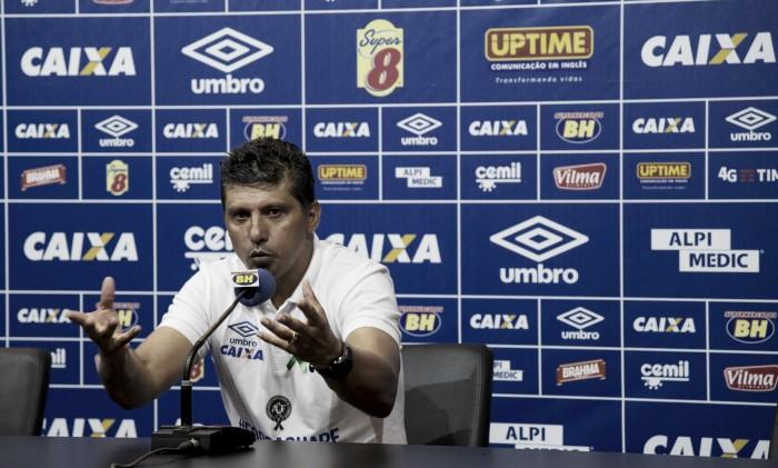 Sidnei Lobo parabeniza Cruzeiro por vaga na Sul-Americana e deposita esperança em 2017