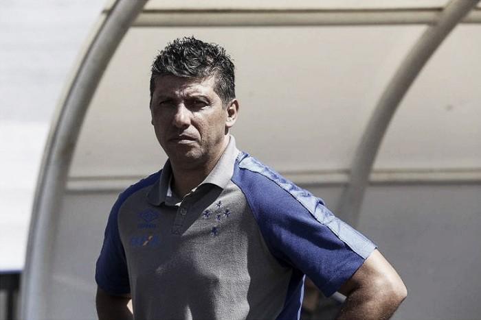 Com desfalque de Mano contra a Ponte Preta, Sidnei Lobo comanda Cruzeiro pela quarta vez no ano