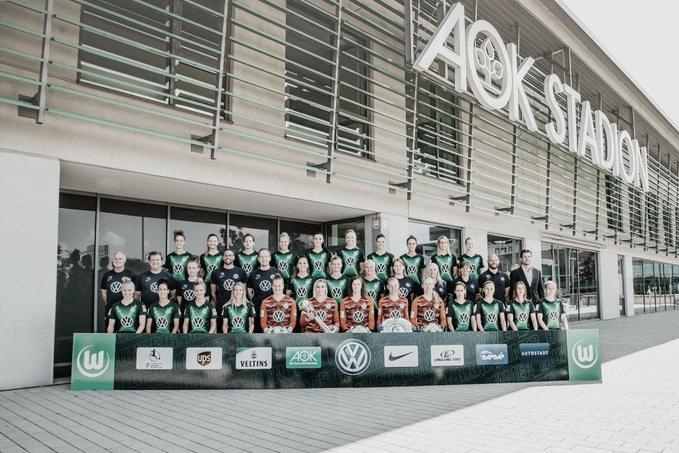 Buenas nuevas para la liga alemana de mujeres