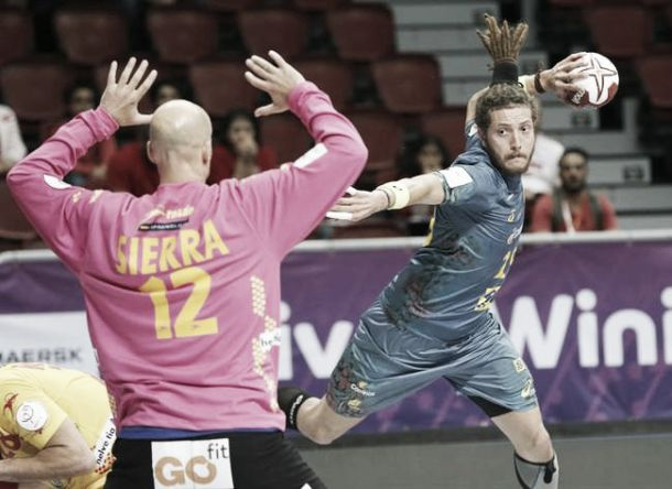Resultado España - Chile en el Mundial 2015 (37-16)