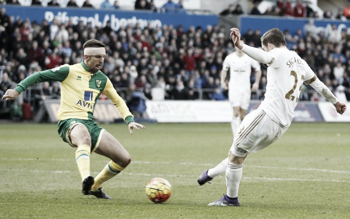 Swansea City 1-0 Norwich City: Five things learned as the Swans bag three points