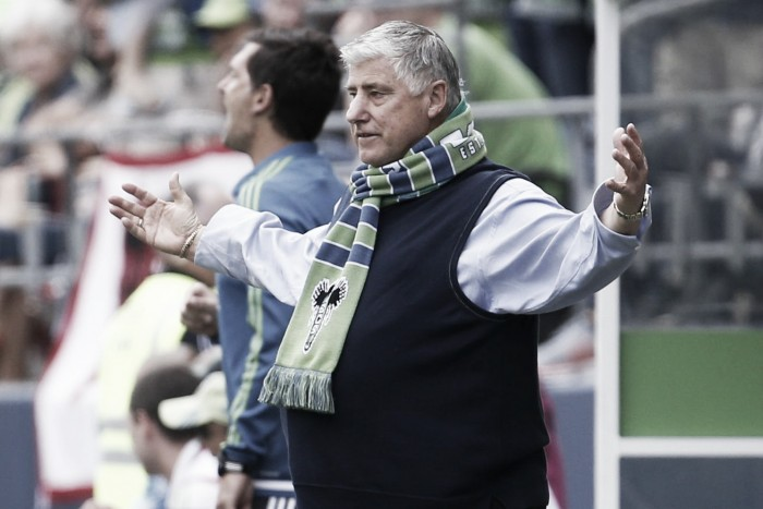Seattle Sounders in disarray