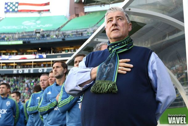 Sigi Schmid's Days Numbered In Seattle?