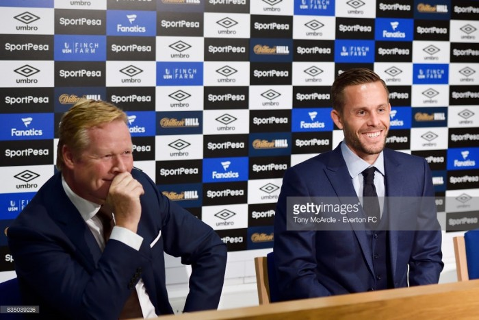 Ronald Koeman: Gylfi Sigurdsson to play in every game during Everton's hectic week