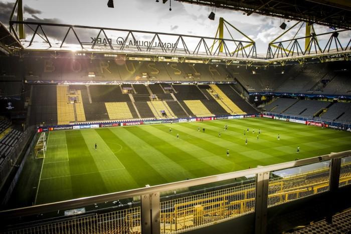 Uefa Champions League - Si recupera Borussia Dortmund - Monaco: le formazioni ufficiali