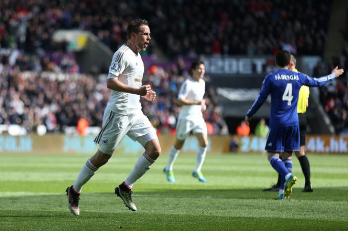 Sigurdsson affonda il Chelsea, Guidolin e lo Swansea raggiungono la salvezza