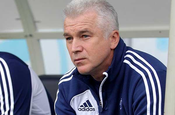Sergey Silkin dimite como entrenador del Dinamo de Moscú