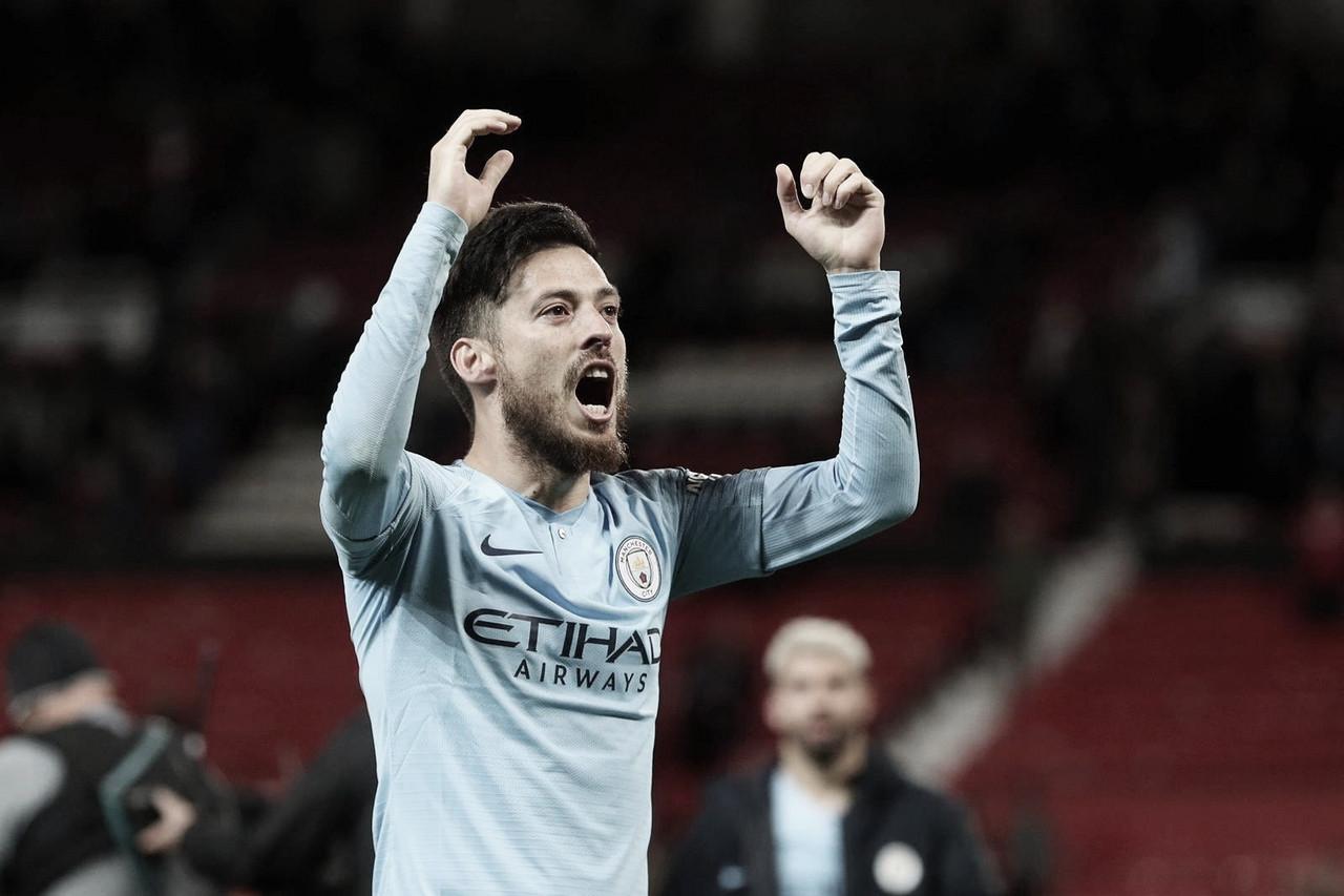 David Silva, una vuelta soñada para el Valencia
