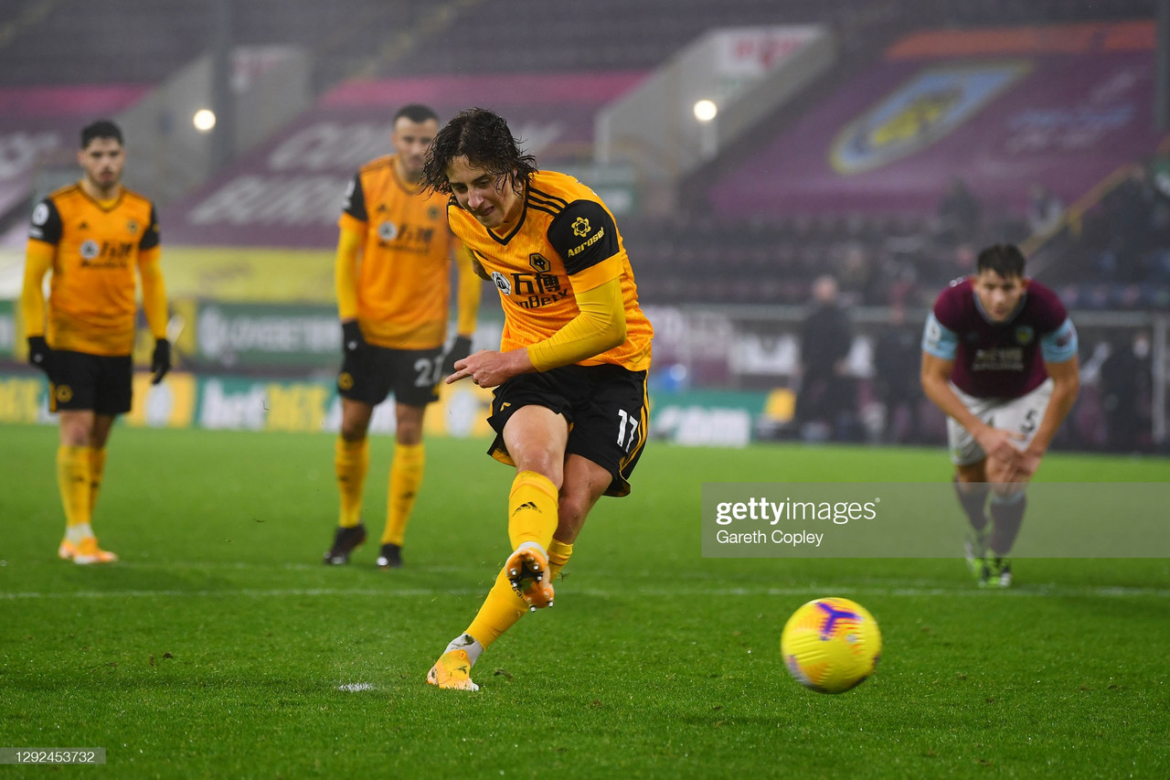 Burnley 2-1 Wolves: Player Ratings