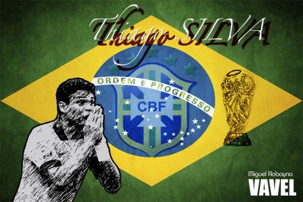 Perfil Brasil 2014: Thiago Silva