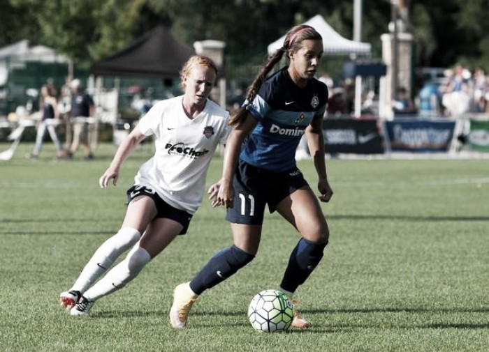 FC Kansas City midfielder Frances Silva announces retirement