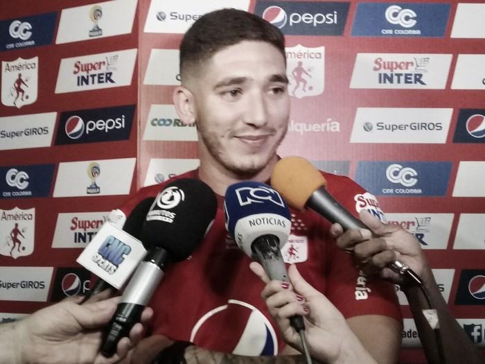 Santiago Silva, nuevo jugador del América de Cali