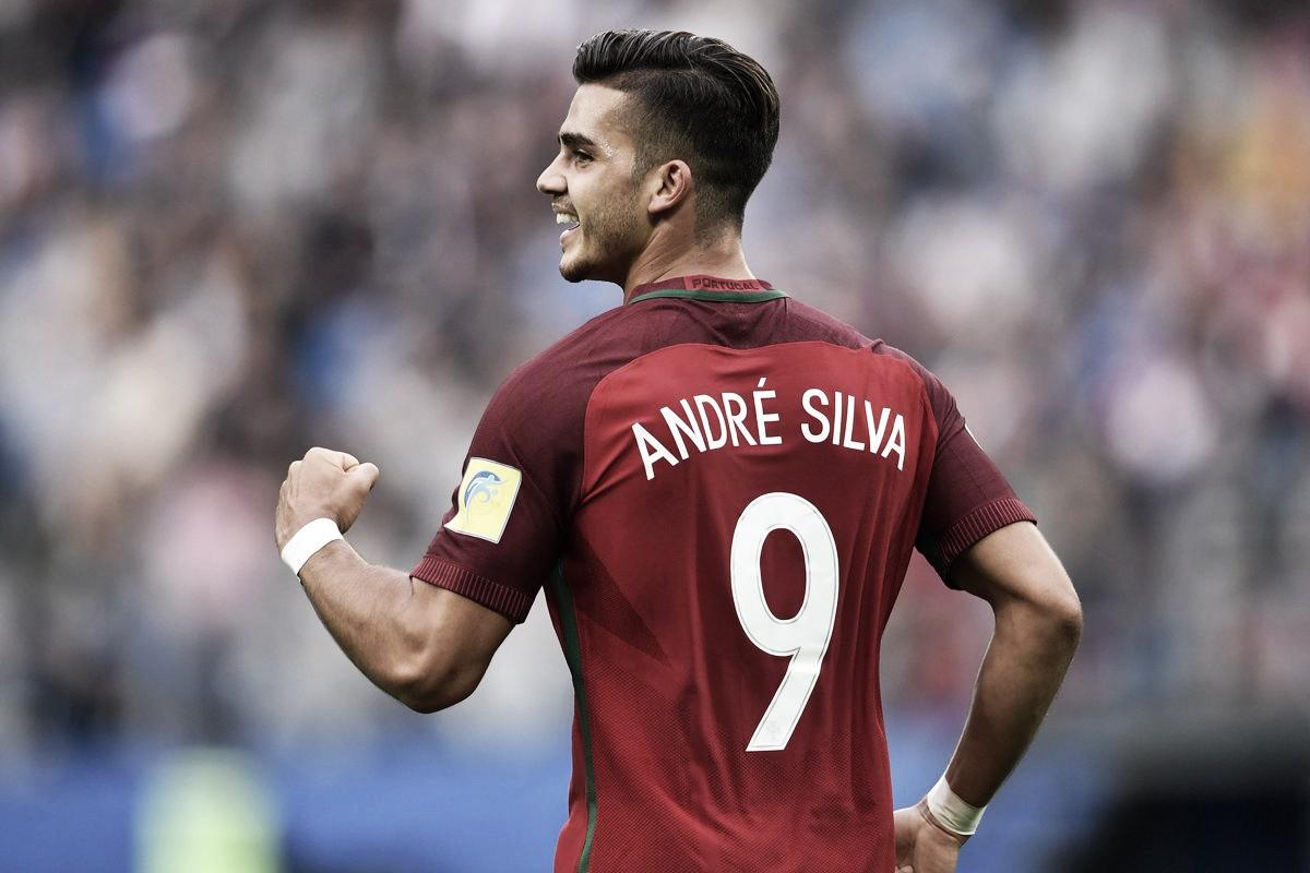 """André Silva: """"Tenemos que confiar en nuestro propio equipo"""""""