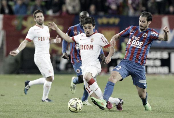 Com estilo: Bernardo Silva bisa na vitória do Mónaco sobre o Caen