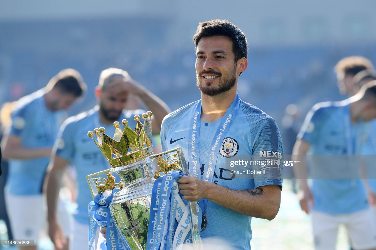 David Silva: The definition of 'Manchester City Legend'