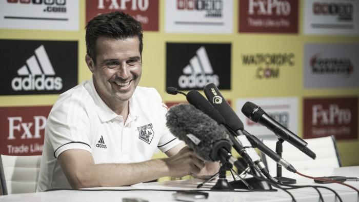 """Marco Silva: """"Elegí Watford por el proyecto y las ambiciones del club"""""""