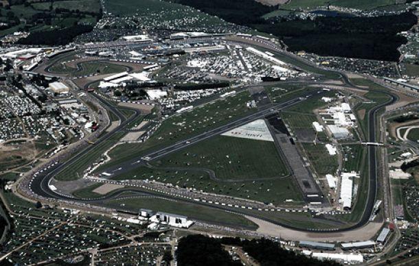 O grandioso circuito de Silverstone