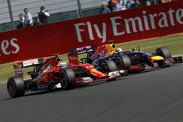 Formula1 Silverstone: Alonso e Vettel da copertina