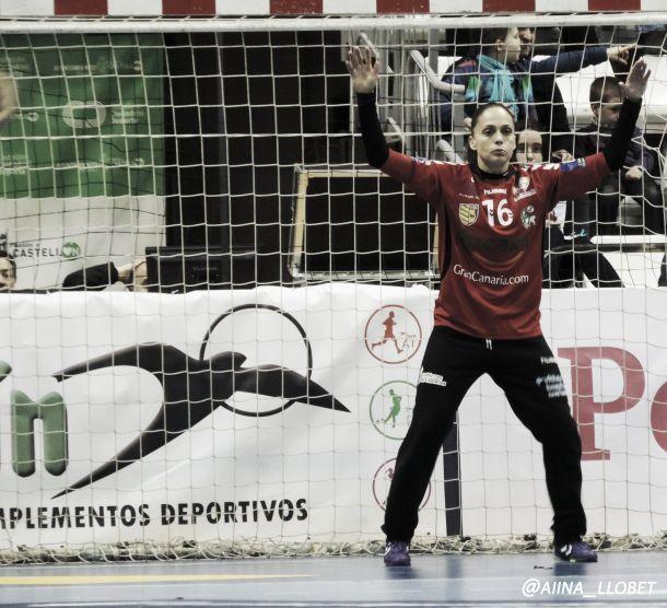 Sílvia Navarro mete al Rocasa en semifinales