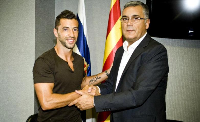 Simao ya es del Espanyol