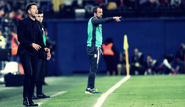 """Após empate do Atlético de Madrid, Simeone elogia edição da La Liga:""""Muito mais competitivo"""""""