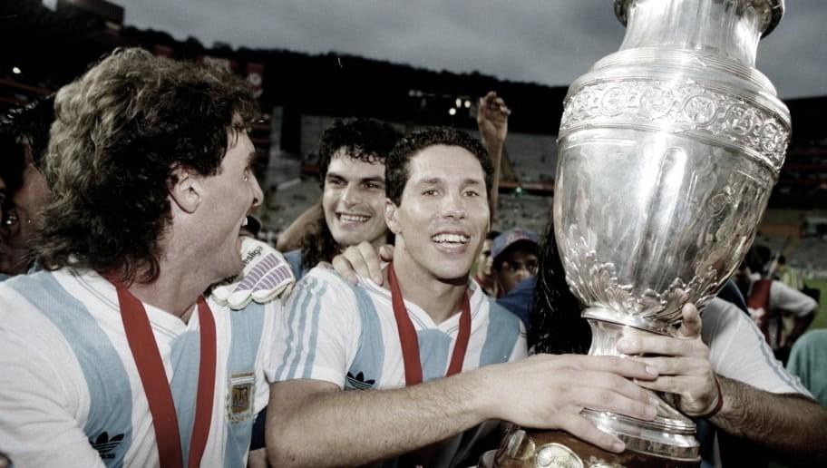Argentina e Copa América: de primeiro país-sede a sofrido jejum de 29 anos sem conquistas