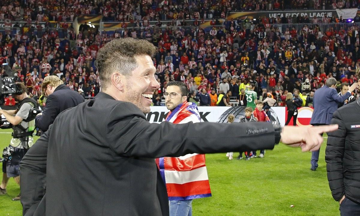 Atletico Madrid nel segno del Cholo